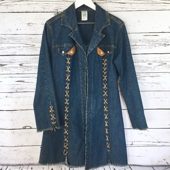 Ethyl western vintage jacket photos